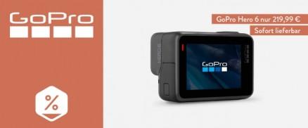 GoPro - Aktion läuft bis 24.11.2019