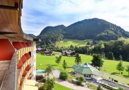 Spare 34%   !  Bergpanorama im Allgäu Maximilian Quellness- und Golfhotel, Bad Griesbach, Niederbayern, Bayern, Deutschland