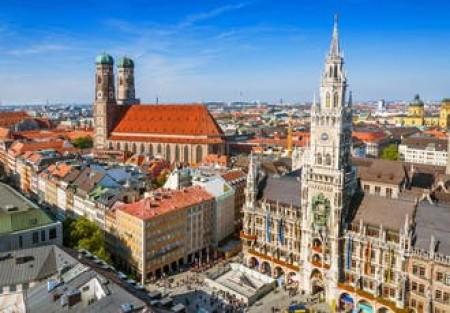 Hilton-Luxus mitten in München Hampton by Hilton Munich City West, München, Bayern, Deutschland