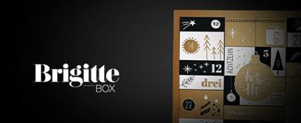 One Day BRIGITTE BoxVon 21.11. 07:00 bis 22.11. 06:50