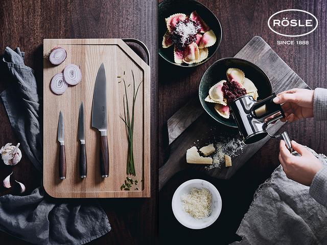 Rösle Küchen-NeuheitenEndet So., 01.11. 23 Uhr